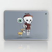 Skull Kid Laptop & iPad Skin