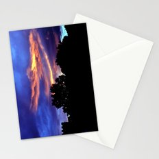 Under A Blood Red Sky Stationery Cards