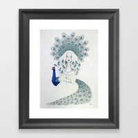Viko Framed Art Print