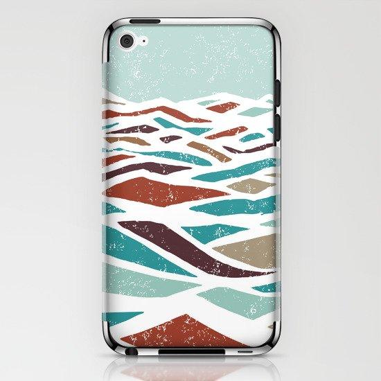 Sea Recollection iPhone & iPod Skin