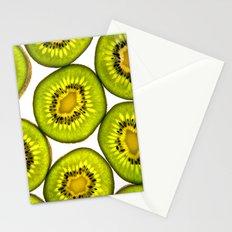 Kiwi Fruit Stationery Cards