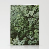 Wood Sorrel Stationery Cards
