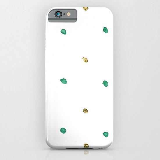 Sparkle Dots iPhone & iPod Case
