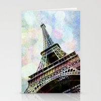 Paris 2 Stationery Cards