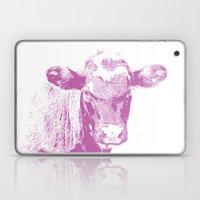 Pink Cow Laptop & iPad Skin