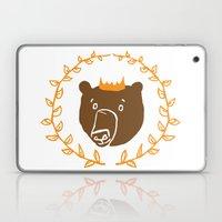 King of the Bears Laptop & iPad Skin