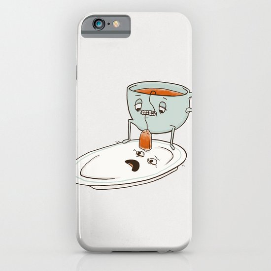 Tea Baggin' iPhone & iPod Case