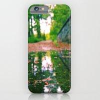 Pathway puddle iPhone 6 Slim Case