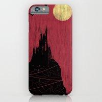 red rain iPhone 6 Slim Case