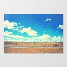 California Central Valley Canvas Print