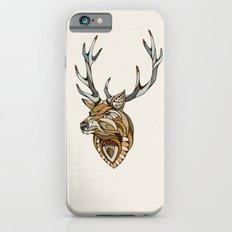 Deer // Animal Poker iPhone 6s Slim Case