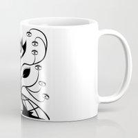 Eye Flower Mug