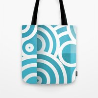 Optical Illusion_1 Tote Bag