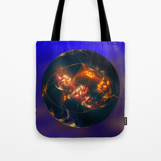 This is Another World 2 Tote Bag