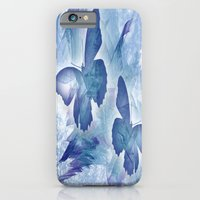 Fly butterfly fly iPhone 6 Slim Case