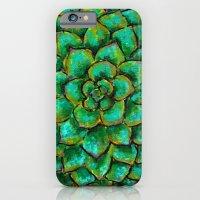 Succulent Mandala iPhone 6 Slim Case