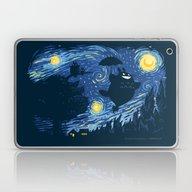 A Night For Spirits Laptop & iPad Skin
