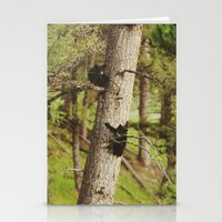 Climbing Cubs Stationery Cards