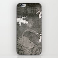 Lost City 2 iPhone & iPod Skin