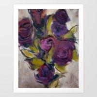 Flower Series 7 Art Print