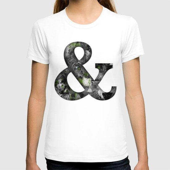 Ampersand Series - Baskerville Typeface T-shirt