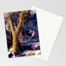 Growing Out Of Discord Stationery Cards