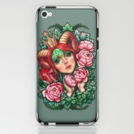Titania Stigmata iPhone & iPod Skin