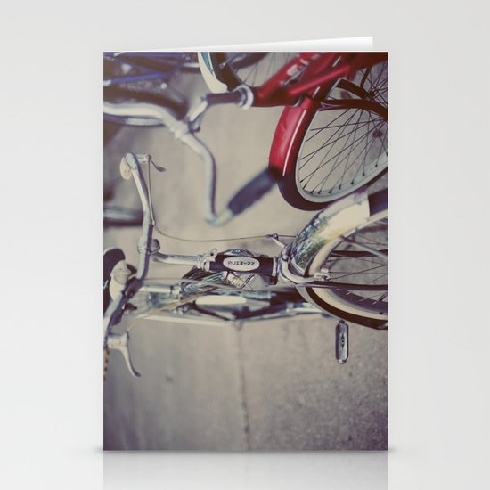 Summer Rides Stationery Card