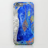 iPhone & iPod Case featuring Mother Nature by Alex Boucher Art