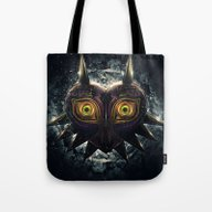 Epic Pure Evil Of Majora… Tote Bag