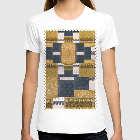 Blue Gold T-shirt