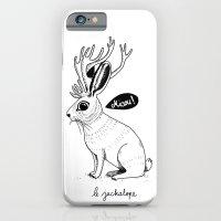 Le Jackalope iPhone 6 Slim Case