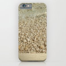 Ocean and Gold Slim Case iPhone 6s