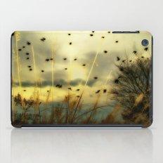 Bird Sunset iPad Case