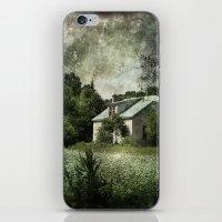 The Cloverfield House iPhone & iPod Skin