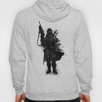 Post Apocalyptic Warrior Hoody