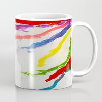 Rainbow of color Mug