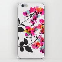 myrtle 4 iPhone & iPod Skin