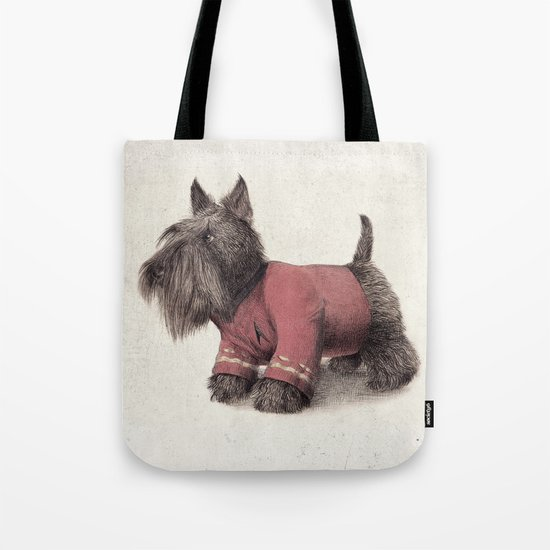 Scotty Tote Bag