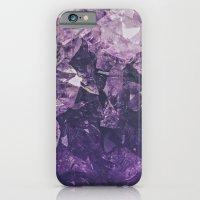 Amethyst Gem Dreams iPhone 6 Slim Case