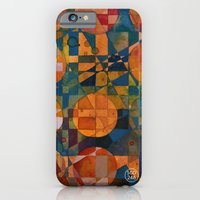 iPhone & iPod Case featuring Her 12 Moons by S.G. DeCarlo