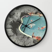 Is This The Place That T… Wall Clock