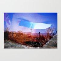 experi-mental 02 Canvas Print