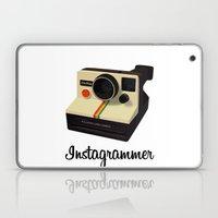 instagrammer Laptop & iPad Skin