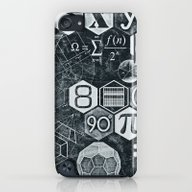 Math Class iPod touch Slim Case