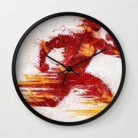 Speed V.2 Wall Clock