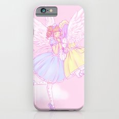 Sweet lolita angels iPhone 6 Slim Case