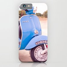 Mod Style in Blue iPhone 6 Slim Case