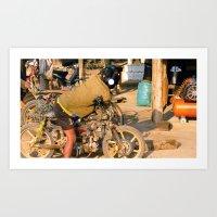 Mechanics Art Print