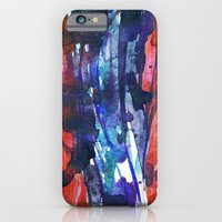 iPhone & iPod Case featuring Aquarella by Msimioni